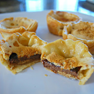 Mini S'mores Pie – Food Fun Friday