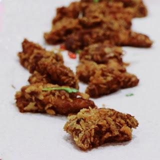 Mrs Lim's Fried Chicken.