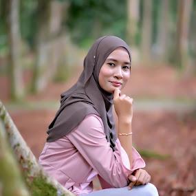 Malaysian Women by Adi Affendi - People Portraits of Women