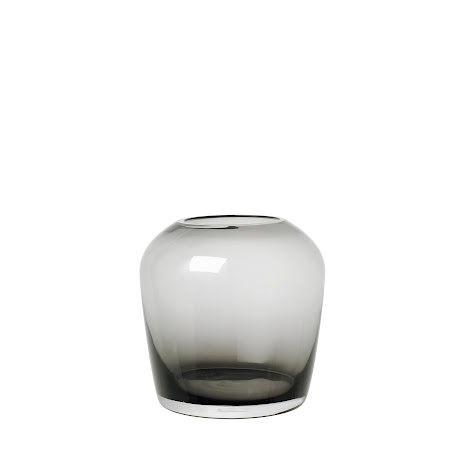 LETA, Vas 11 cm, Small, Smoke