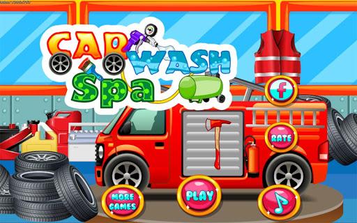 Car Wash Spa