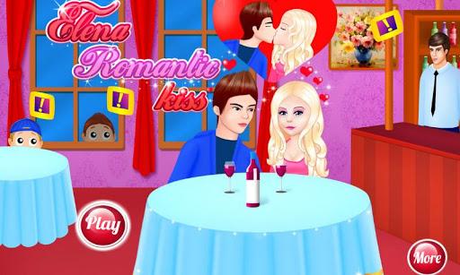 エレナロマンチックキス