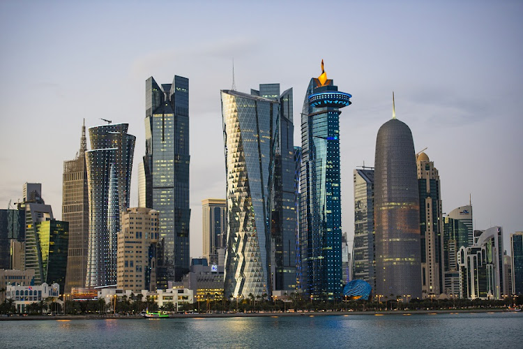 Qatar, the world's biggest exporter of liquefied natural gas, relies heavily on foreign cash and foreign deposits. Picture: ISTOCK