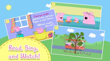 World of Peppa Pig APK screenshot thumbnail 1