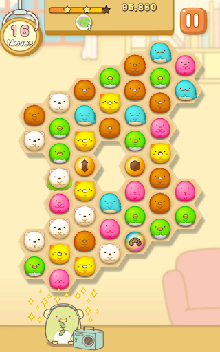 Sumikko gurashi-Puzzling Ways screenshots 19