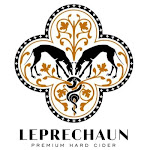 Logo for Leprechaun Premium Hard Cider