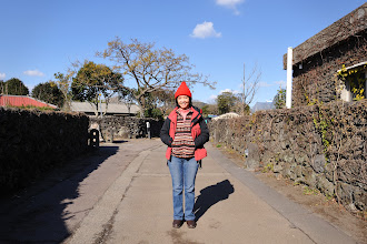 Photo: So many small roads inside the village, and we got lost.