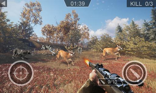 Animal Hunter Simulator - Jungle Survival 3D 1.0 screenshots 2