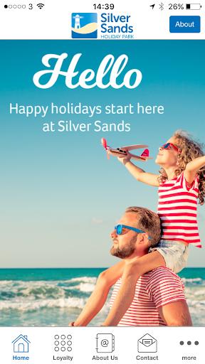 silver sands holiday park screenshot 1