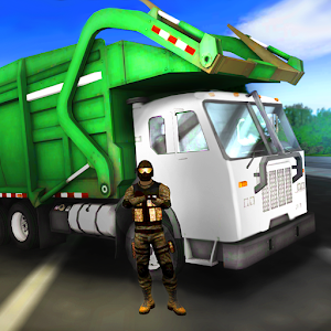 Garbage Truck Simulator 2016 for PC and MAC