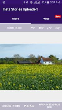 Insta Story Saver & Uploader APK Latest Version Download
