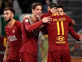 La Roma s'est imposée 0-1 à la Sampdoria