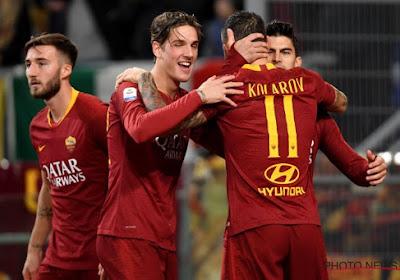 AS Roma versloeg Sassuolo met duidelijke cijfers