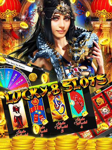 Lucky 8 Slots: Free Slot Machines, Top Casino Game 1.1 1