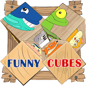Funny Puzzle Cubes