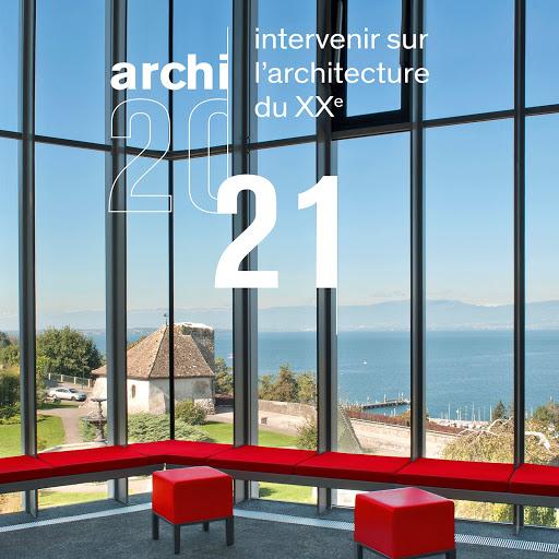 Intervenir sur l'architecture du XXème