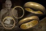 แหวนปอกมีด  รุ่นแรก หลวงปู่ดู่ วัดสะแก ปี 23