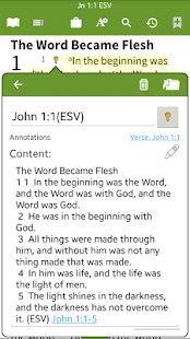 Bible+ by Olive Tree - screenshot thumbnail