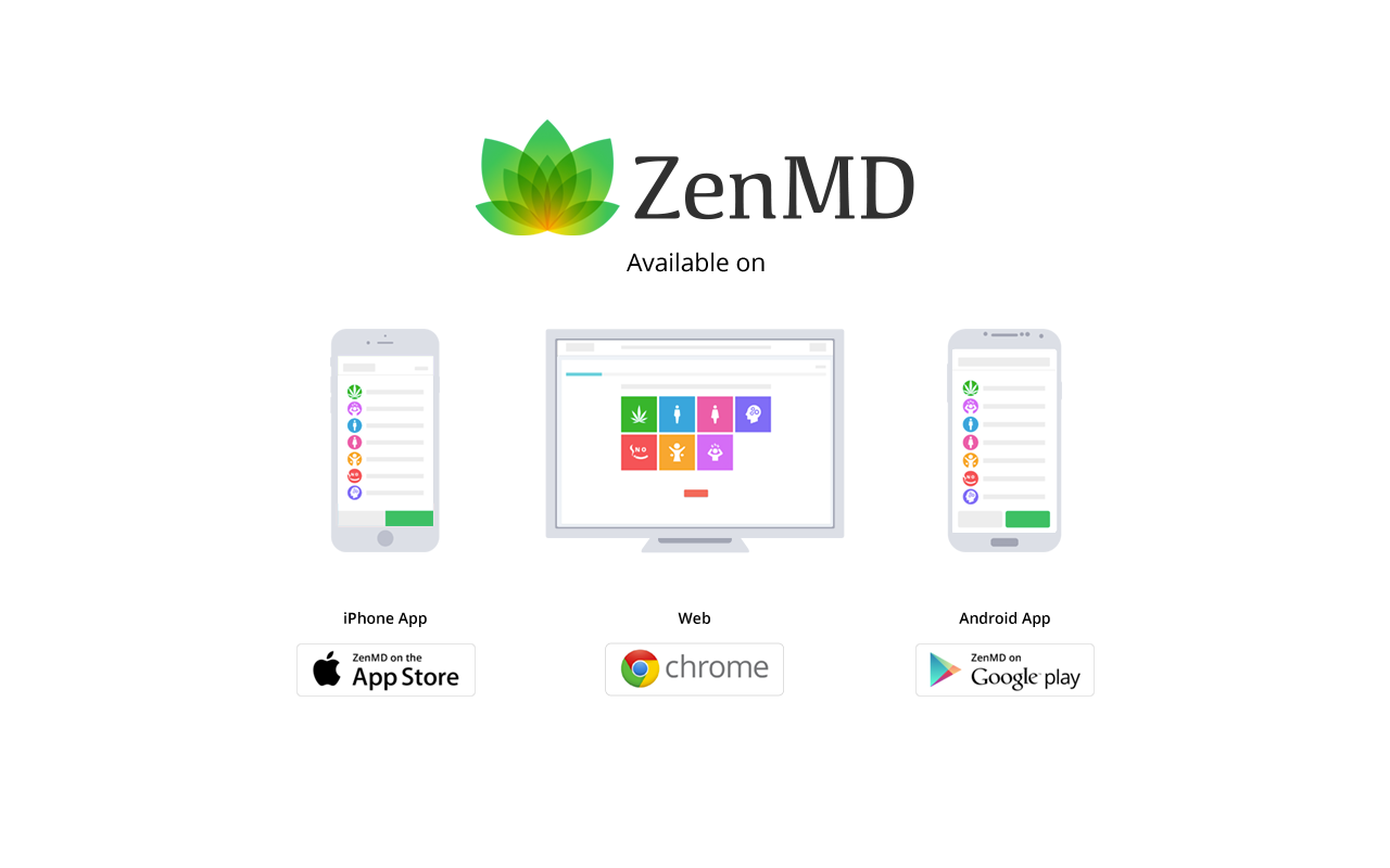 ZenMD- screenshot