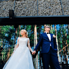 Wedding photographer Andrey Dinec (palmir). Photo of 11.02.2017