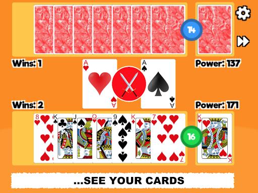 War - Card War 2.7 screenshots 9