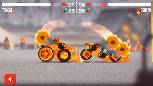 CATS: Crash Arena Turbo Stars   Robots de combat  screenshots 6
