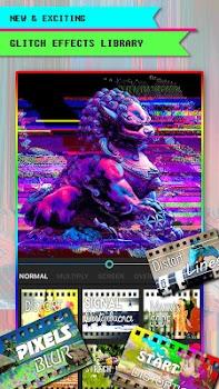 Glitch Art-Video Editor andVHS