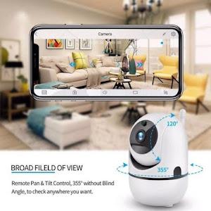Camera de supraveghere copii, Video BabyMonitor Wireless 1280x720 HD