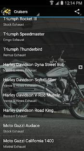Best HD Motorcycle Sounds screenshot
