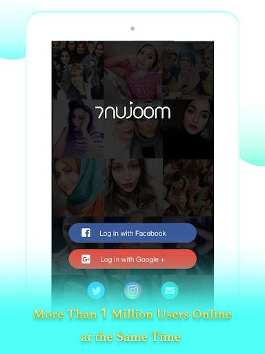 7Nujoomu2013 Live Stream Video Chat & Random Chat Room 5.9.1 screenshots 17