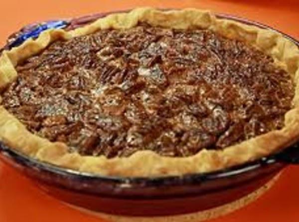 Sorghum Pecan Pie Recipe