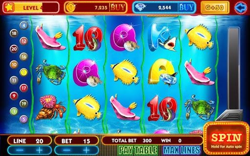 Girl & Vegas Slots Free Casino screenshot 8