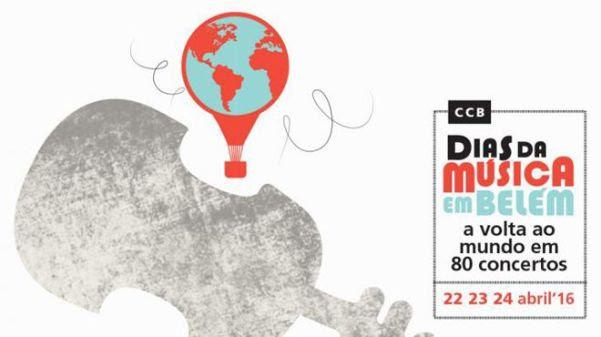 Dias da Música no Centro Cultural de Belém, Lisboa