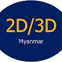 2D/3D Myanmar icon