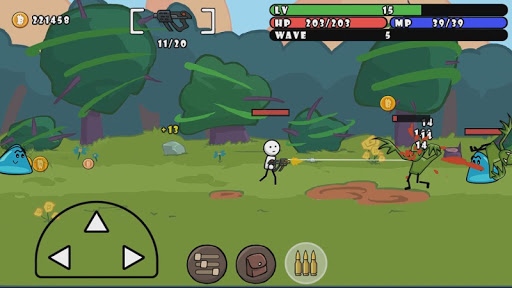 One Gun: Stickman Hack for the game
