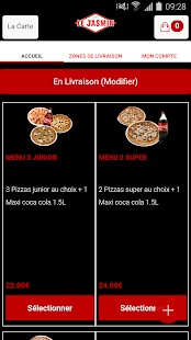 Download Pizza le Jasmin For PC Windows and Mac apk screenshot 3