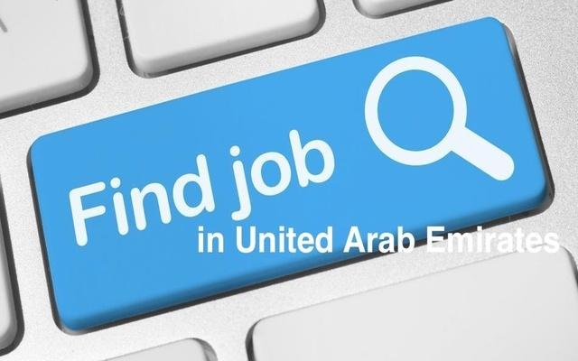Jobs in United Arab Emirates
