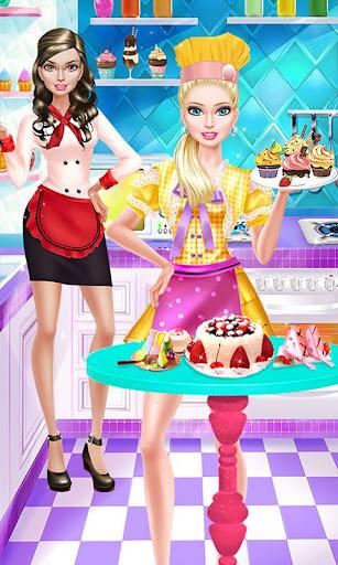 時尚烘培師- 洋娃娃少女換裝烹飪遊戲
