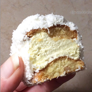 Mini Coconut Cake