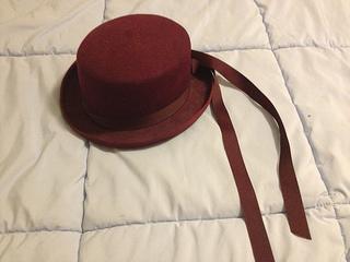 Wine Top Hat