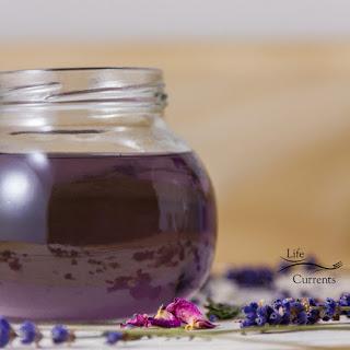 Lavender Simple Syrup Recipe