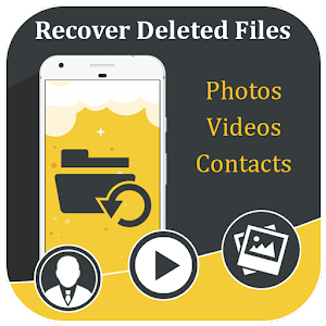 Recover Deleted Files Photos Videos and Contacts 1.0 by Variety Photo Video Editor Zone logo