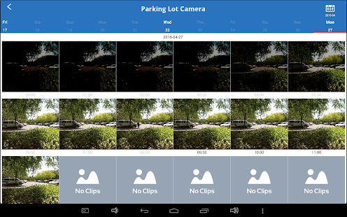 IP Camera Viewer- screenshot thumbnail