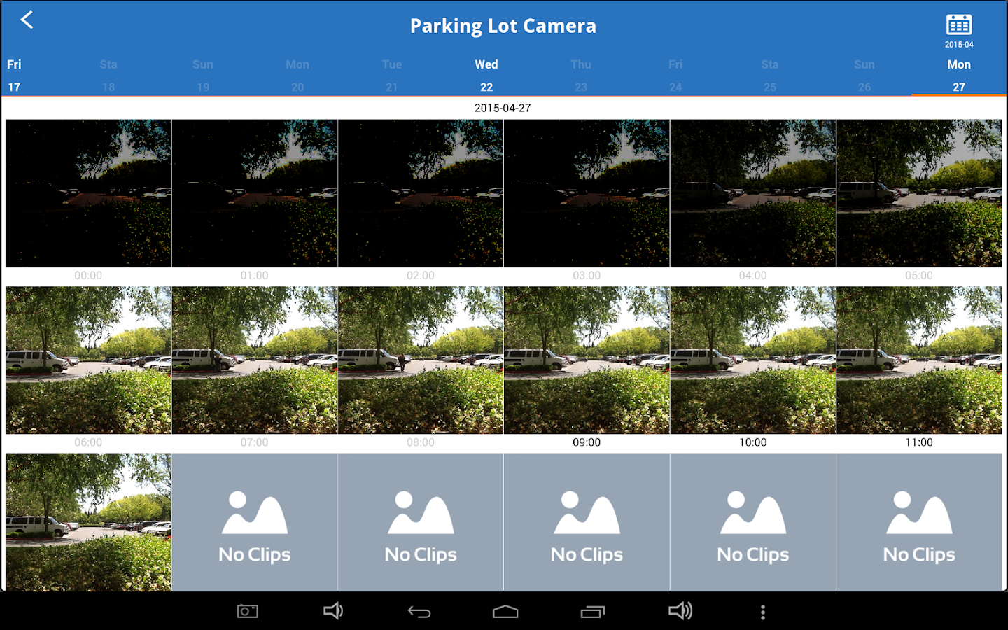 IP Camera Viewer- screenshot