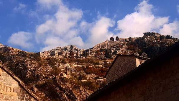 St John Fortress - Kotor