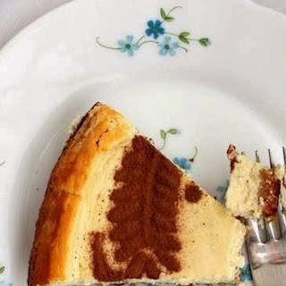 Delicious Cheesecake From The Greek Yogurt Cookbook.
