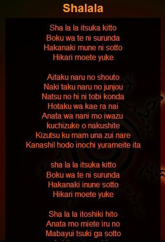Naruto Opening 2 Haruka Kanata With Lyrics.mp4 - YouTube