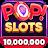 POP! Slots ™- Free Vegas Casino Slot Machine Games logo