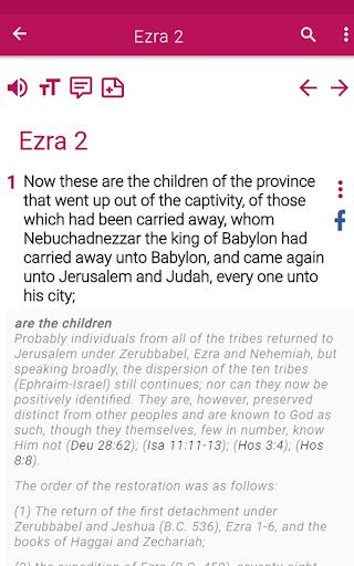 New King James Version Bible 1.0 screenshots 16