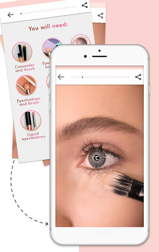 Download Makeup Tutorial step by step Apk Latest Version